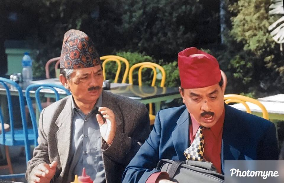 MaHa Jodi at ACCAC Nepal